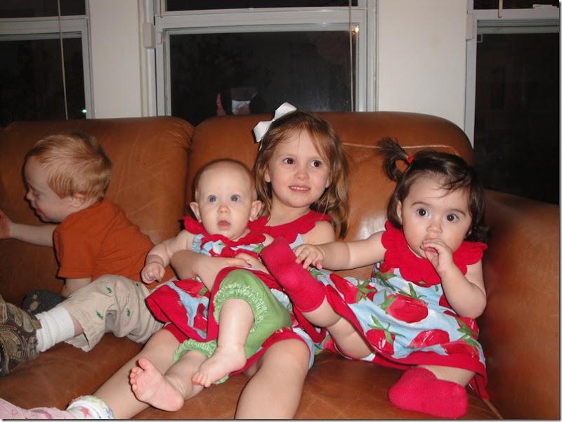 2011 Feb San Antonio Baptism Engagement Party Emma 129