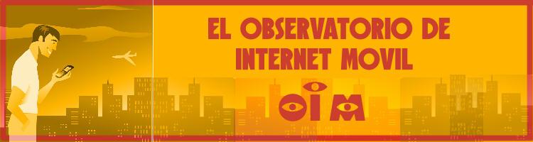 El Observatorio de Internet Móvil