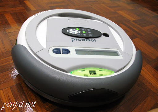 picabot vacumm cleaner