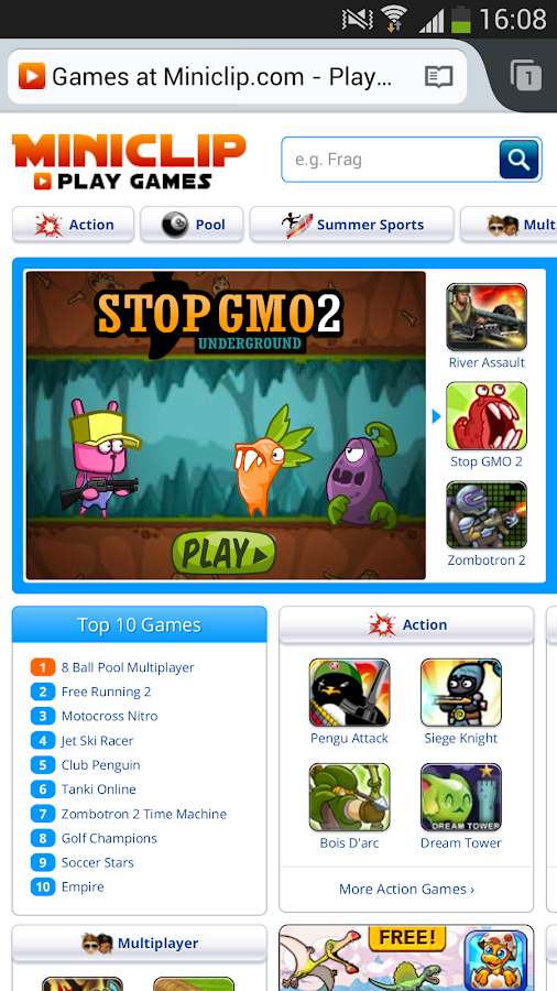 FlashFox - Flash Browser android apps download