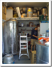 image of Gilligan's Brewing courtesy of our Flickr page