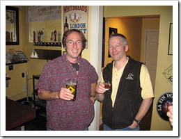 image of Matt Swihart and Jon Graber courtesy of the Oregon Brewers Guild's Flickr page