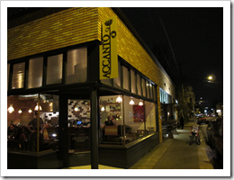 image of Accanto's at night courtesy of extramsg's Flickr page