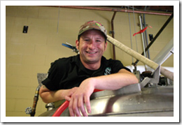 image of Ninkasi Brewing Company's Co-Founder Jamie courtesy of Ninkasi Brewing Company