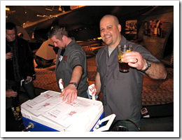 image of owner and head brewer Alejandro Brown courtesy of Russ+'s Flickr page