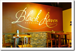 image of Black Raven Brewing's taproom courtesy of Russ+'s Flickr page