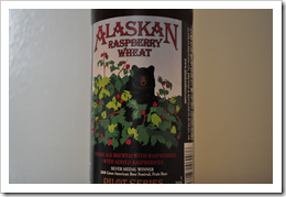 image Alaskan Rasberry Wheat Ale courtesy of our Flickr page