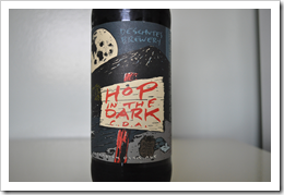 image of Deschutes' Hop in the Dark Cascadian Dark Ale courtesy of our Flickr page