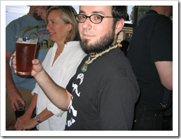 image of Big Time Brewery's Assistant Bradley Zimmerman courtesy of Big Time Brewery's Flickr page