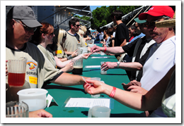 image of Oregon Brewers Festival 2010 courtesy of Flickr page