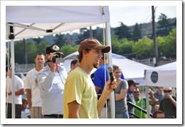 image of Two Beers' owner / head brewer Joel Vandenbrink courtesy of Russ+'s Flickr page