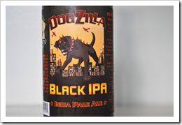 image of Dogzilla from Laughing Dog courtesy of our Flickr page