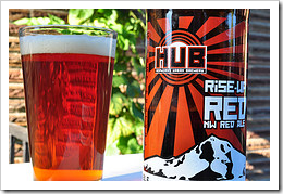 image of Hopworks Rise Up Red courtesy of our Flickr page
