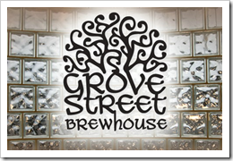 image of Grove Street courtesy of their brewery