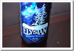 image of Bifrost Winter Ale courtesy of our Flickr page