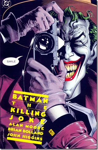 Batman - The Killing Joke 00.2 - Front Cover