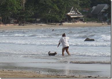 Klong Dao Dog Cooling off
