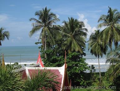 Khao Lak Hotel Balcony View