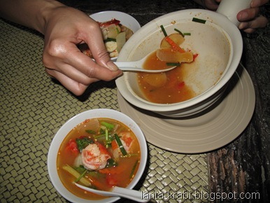 Tom Yum Soup - Cant Get Enough