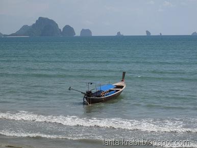 Ao Nang Beach LongBoat