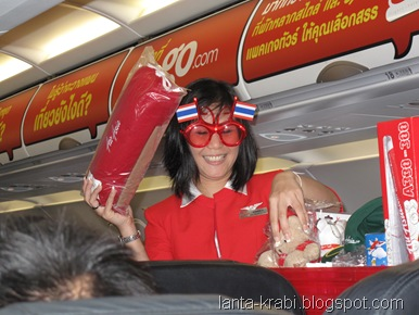 Air Asia Inflight Novelties