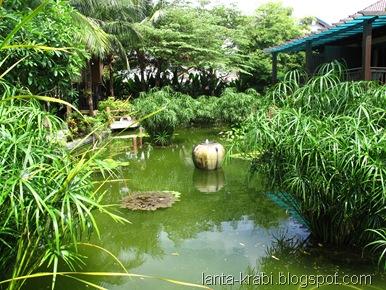 Print Kamala Jungle Pond