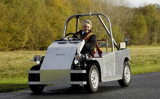 T27 Most Efficient Electric Car On Earth From A F1 Designer