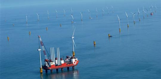 Thanet Wind Farm