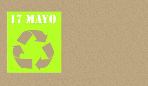 dia del reciclaje, recycling day