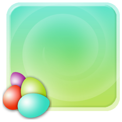 imagen de pascua para decorar blog