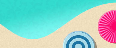 imagen de una playa, image of a beach