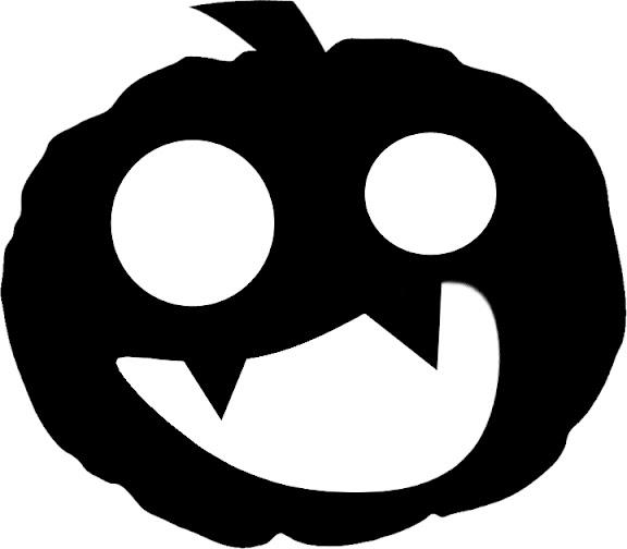Siluetas para decorar en halloween dibujos dibujos - Plantillas para decorar calabazas halloween ...