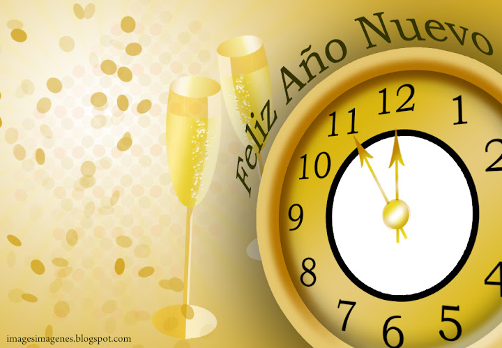 felicitacion de año nuevo nochevieja