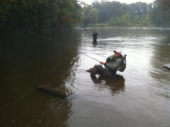 любительская рыбалка на арендованных водоемах
