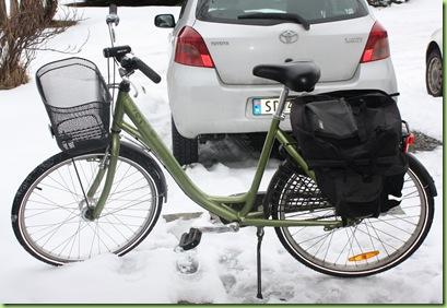 Sykkelen 007