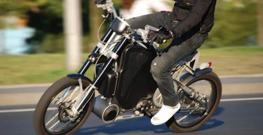 eROCKIT electric motorcycle