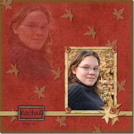 Rachel fall 08 1