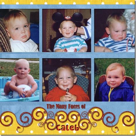Caleb 38 Faces