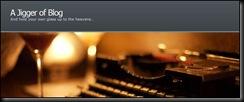 A Jigg of Blog Logo