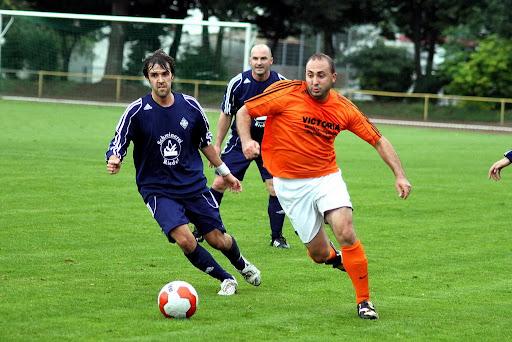 1. Mannschaft gegen Delkenheim