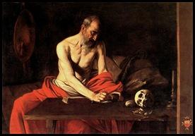 St Jerome ( San Girolamo )  1607