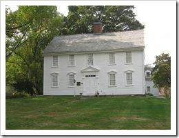 Gov Jonathan Trumball House