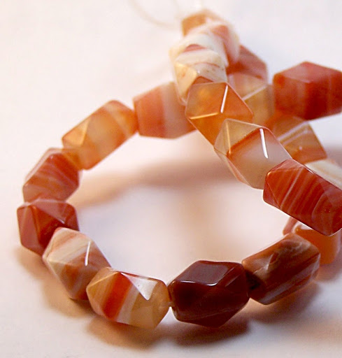 striped agate
