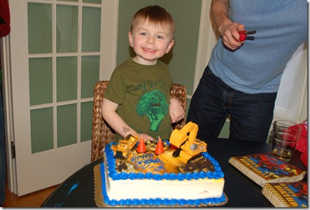 Finn's Birthday Party 037