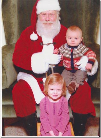 Christmas niamh age 3 001