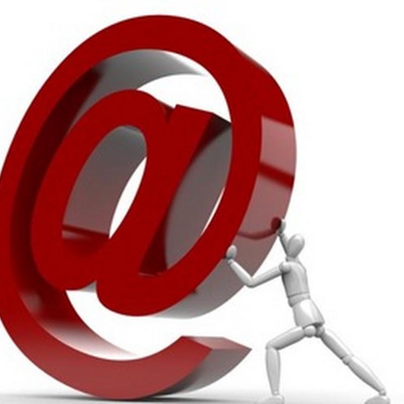 Exiba o seu email e receba resposta do seu comentário