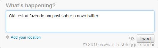 post-tweets
