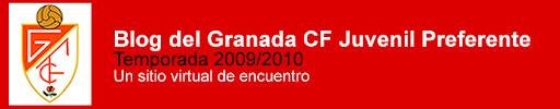 Blog del Granada CF Juvenil Preferente 2009-2010