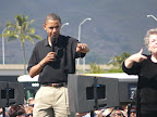 Barack Obama in Hawaii 3