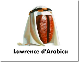 Lawrence d'Arabica